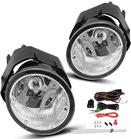 Black Housing Headlights For 2000-2001 Nissan Maxima GXE SE GLE 1 PAIR