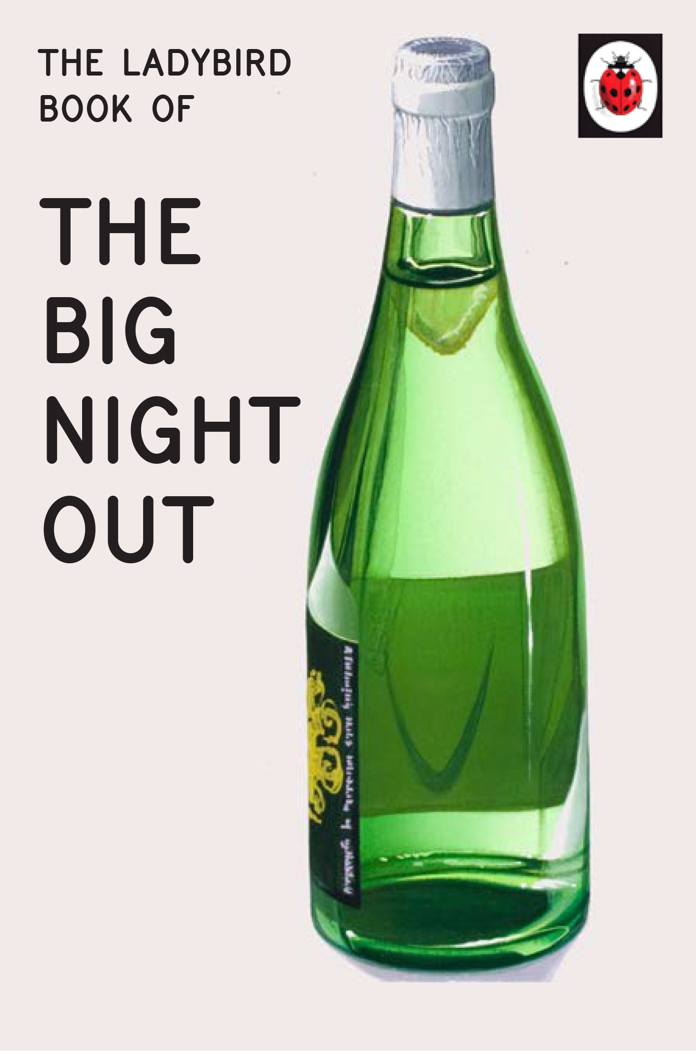 The Ladybird Book of The Big Night Out (Ladybird for Grown-Ups) by Penguin UK