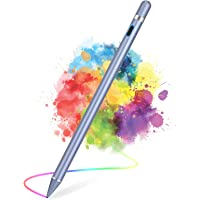 Active Stylus Pens for Touch Screens, Active Pencil Smart Digital Pens Fine Point Stylist Pen Compatible with iPhone…