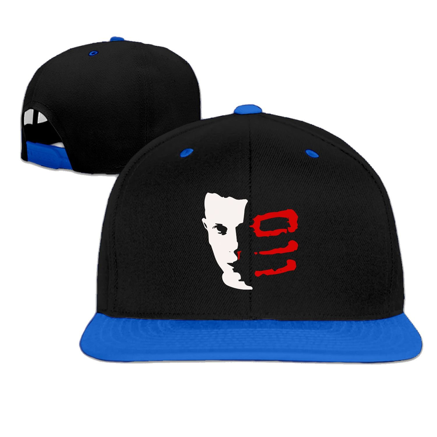 Amazon.com  Baseball cap hip hop hat Stranger Things EL 011 cap (5 colors)   Clothing ceb38df5c1f
