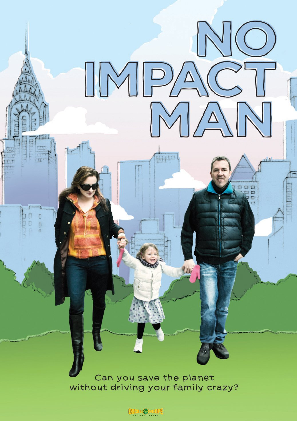 Amazon.com: No Impact Man: Colin Beavan, Michelle Conlin, Laura ...
