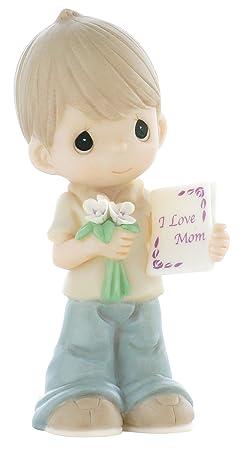 Precious Moments Mom, Your Love Makes Me Blossom Figurine