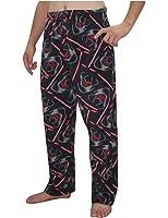 Star Wars Kylo Ren Mens Polar Fleece Sleepwear / Pajama Pants