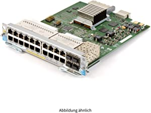 HP 20p 10/100/1000 + 4p Mini-GBIC Module - Expansion module - 10/100/1000 x 20 + 4 x SFP - for HP E3500-24G-PoE, Switch 5406zl, Switch 5406zl-48G, Switch 5412zl, Switch 5412zl-96G