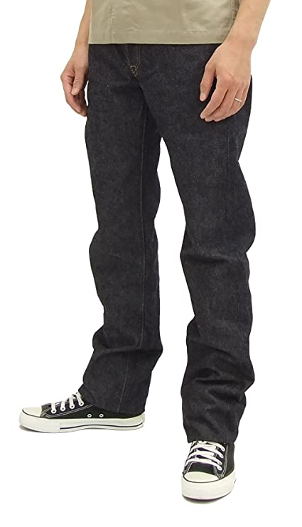 Samurai Jeans Men's Jeans 19 Oz. One Wash Selvedge Denim S710XX19oz (29 inch)
