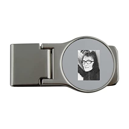 Metal Money Clip with portrait of Claire Goll.: Amazon.es: Hogar