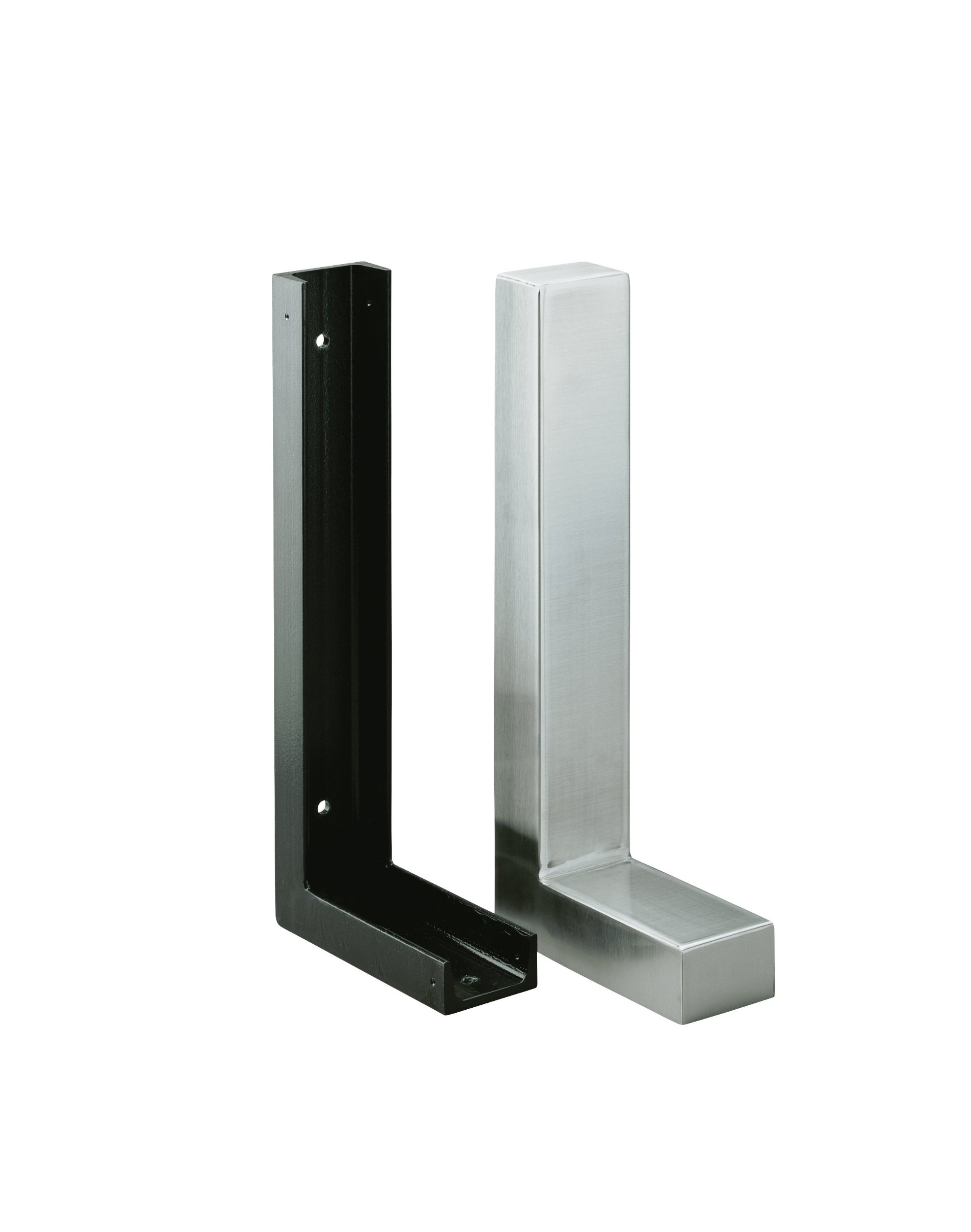 KOHLER K-9667-NA Purist Right-Facing Countertop Bracket by Kohler