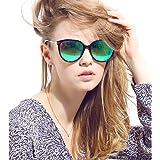Women's Polarized Sunglasses Cat Eye Sunglasses...