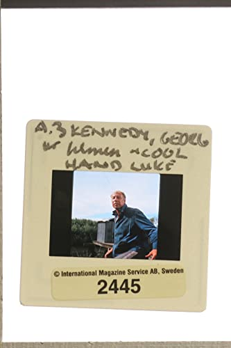 Amazoncom Slides Photo Of George Kennedy In A 1967 American Prison