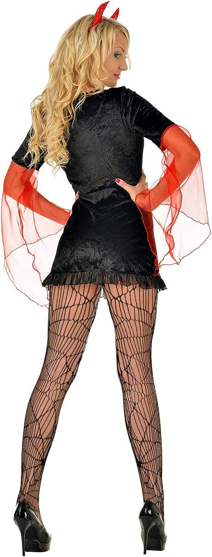 4 Pairs Women Halloween Fishnet Pantyhose Spider Web Pattern Tight Mesh High Stockings, 4 Styles: Clothing