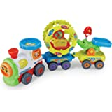 Vtech Baby Toot-Toot Animals Train Toy - Multi-Coloured