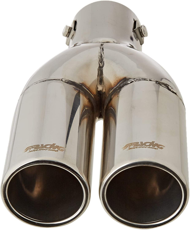 SIMONI RACING TRX/77 Cola Escape Universal, INOX