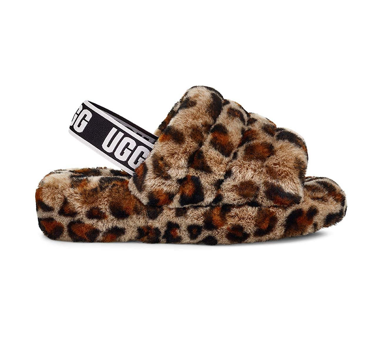 Amazing Deal on UGG Women's W Fluff Yeah Sandal Wedge