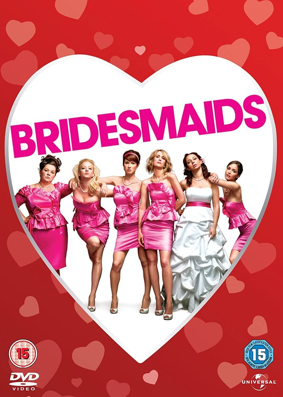 Bridesmaids 2011 2012 Valentines Day Dvd Amazon Co Uk Kristen Wiig Maya Rudolph Rose Byrne Paul Feig Kristen Wiig Maya Rudolph Dvd Blu Ray