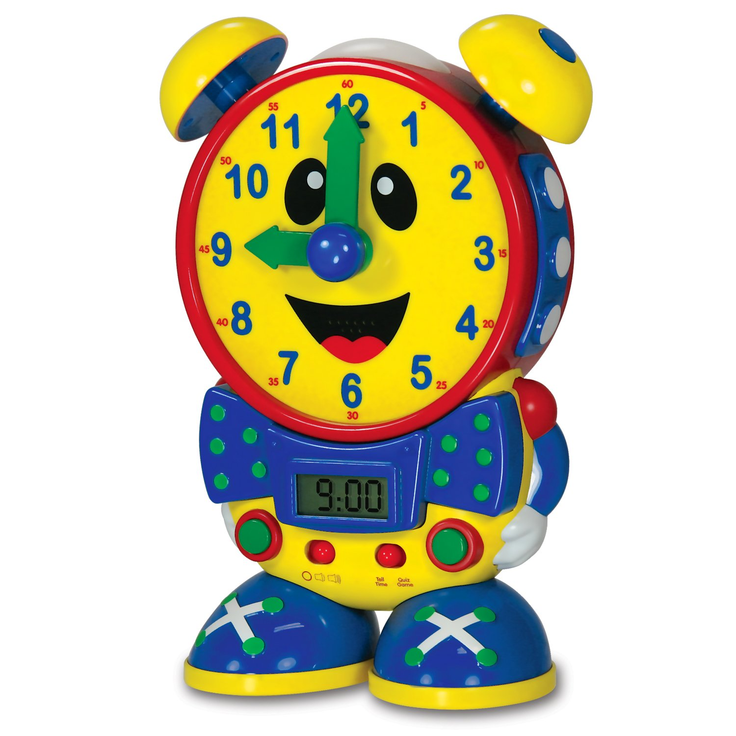 Worksheet Teaching Time Clock amazon com the learning journey telly teaching time clock pink toys games