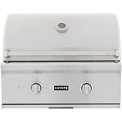 Amazon.com: Coyote C-Series 28-inch 2-burner integrado ...