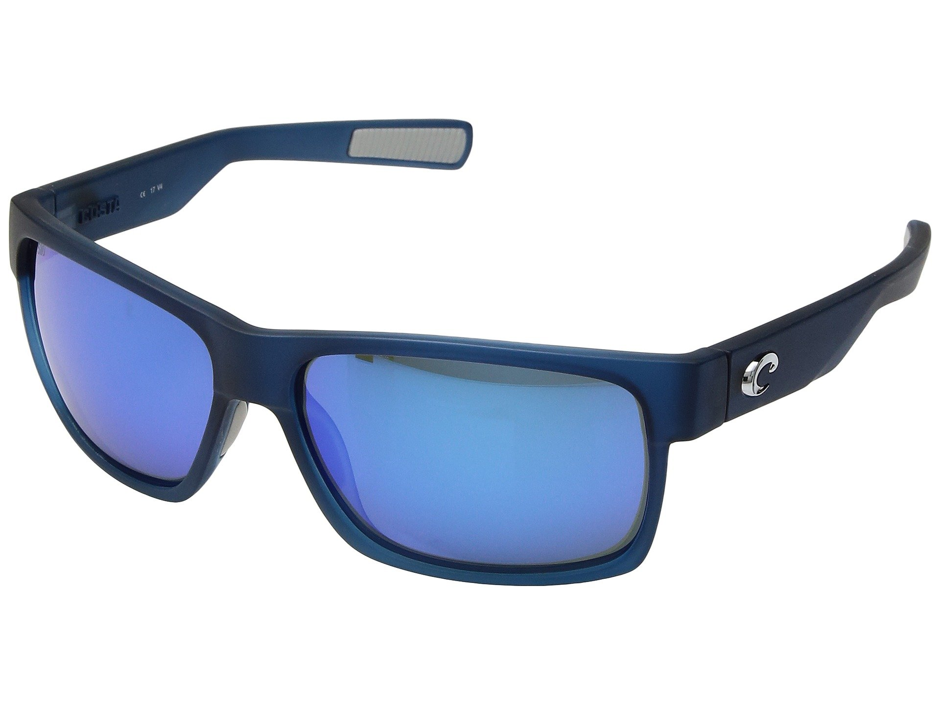 Costa Unisex Half Moon Bahama Blue Fade/Blue Mirror 580g One Size