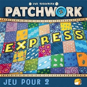Funforge Patchwork Express: Amazon.es: Juguetes y juegos