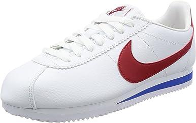 Nike Classic Cortez - Zapatillas de piel para hombre