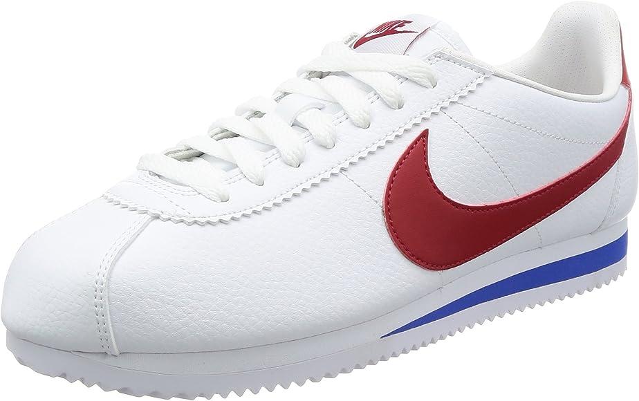59799587f Nike Classic Cortez Leather Cortez Le\ - White Mens Style: 749571-154 Size