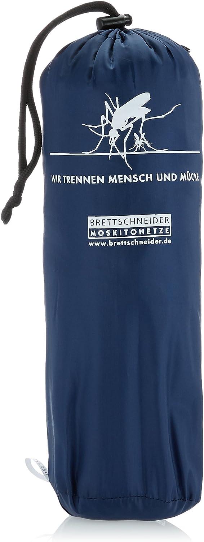 One Size Relags Brettschneider Moskitonetz Fine Mesh Big Box wei/ß