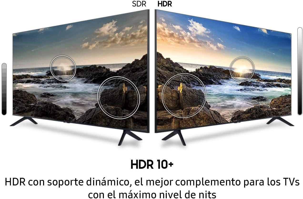 Samsung Crystal UHD 2020 55TU8005 - Smart TV de 55