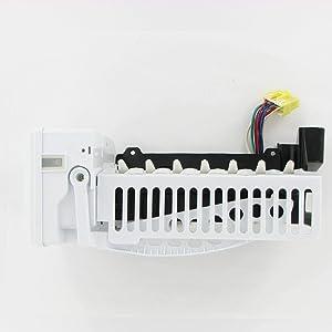 Samsung/Kenmore/Samsung DA97-07549B Refrigerator Ice Maker Assembly Kit (Renewed)