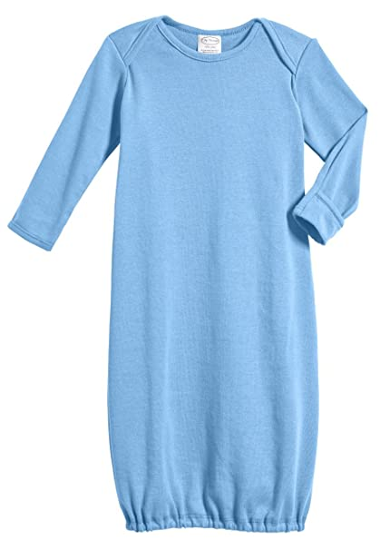 Amazon Com City Threads 100 Cotton Baby Sleeping Sack Gown With