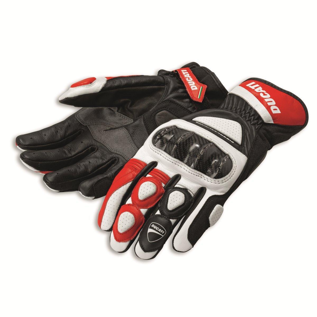Ducati Sport 2 Gloves Red 98102823 (XXL)