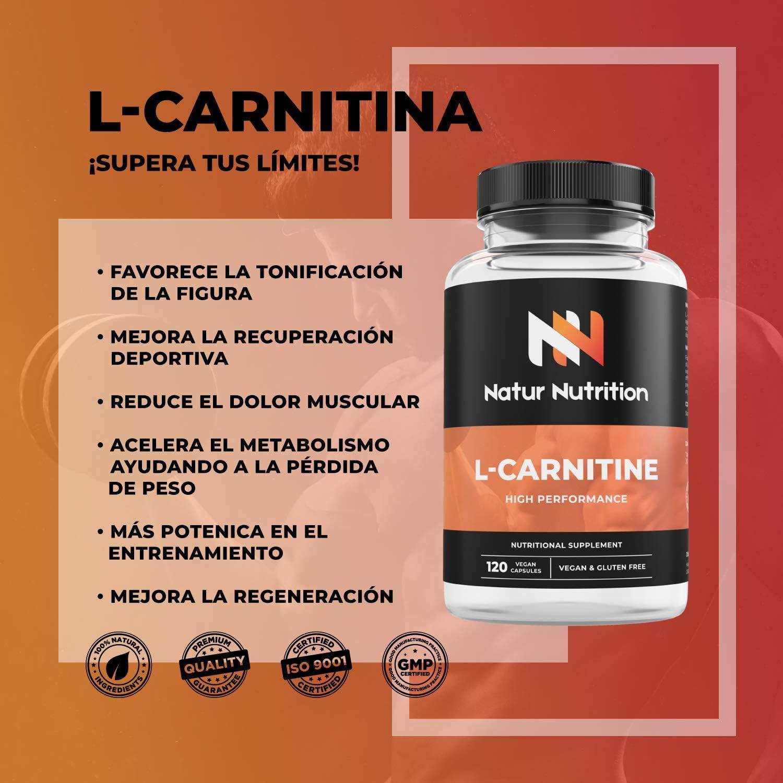 L-Carnitina, suplemento deportivo quemagrasas, ayuda perdida de ...