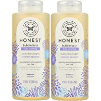 Truly Calming Lavender Bubble Bath Tear Free Kids Bubble Bath Naturally Derived Ingredients & Essential Oils Sulfate…