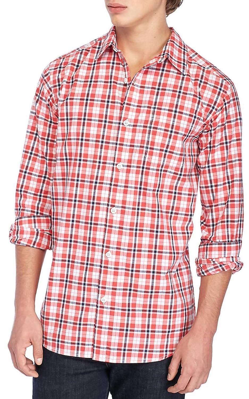 Columbia Mens Steeple Ridge Plaid Long Sleeve Shirt