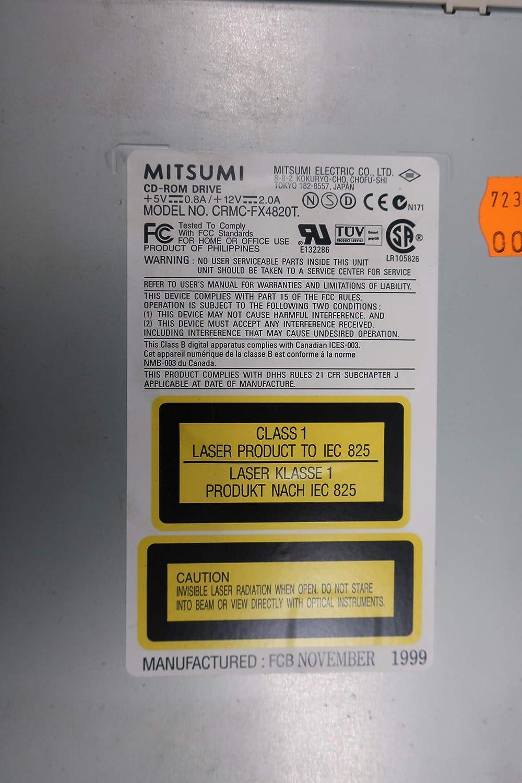 MITSUMI CRMC-FX4820T CD-ROM Drive