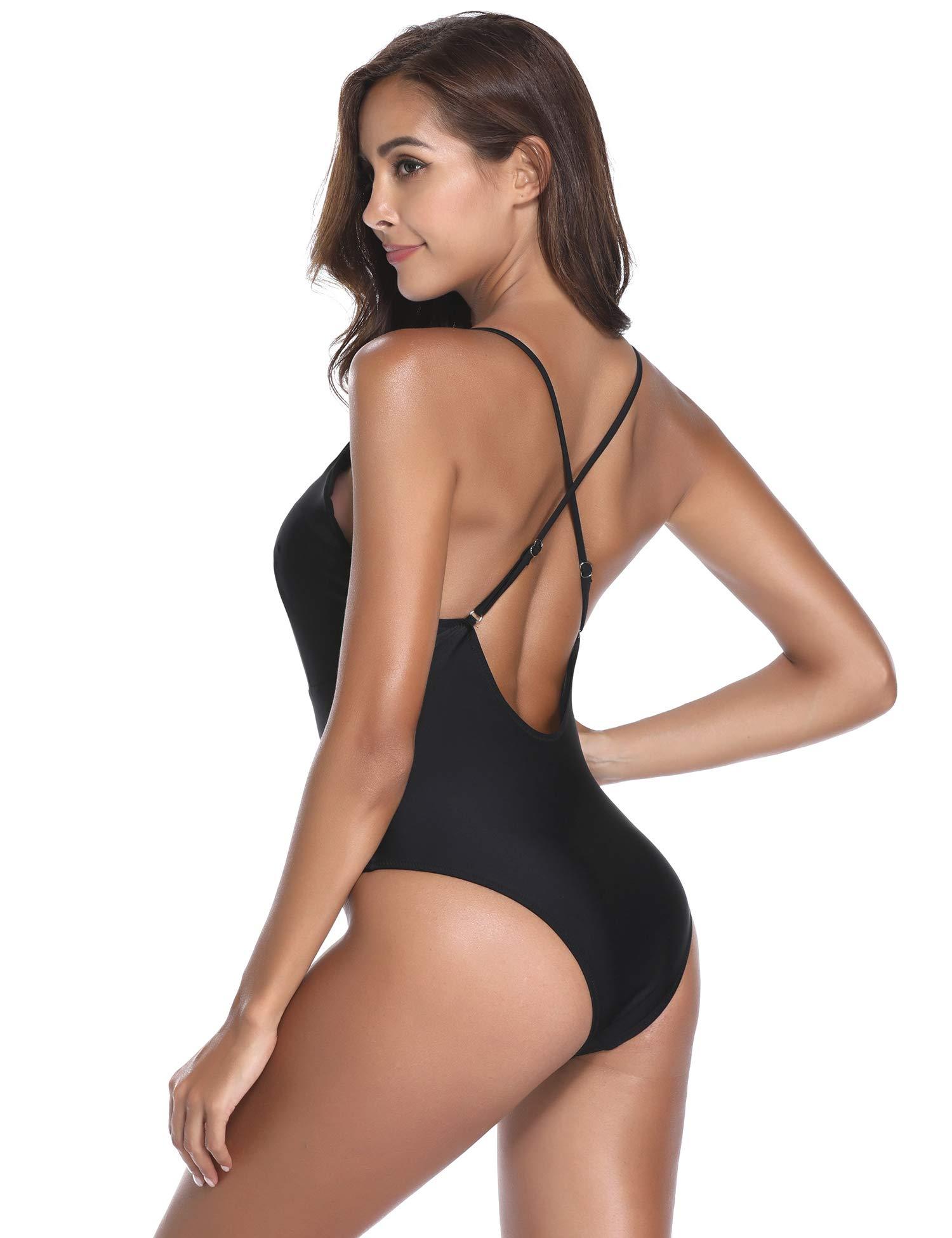 MarinaVida Women One Piece Swimsuit