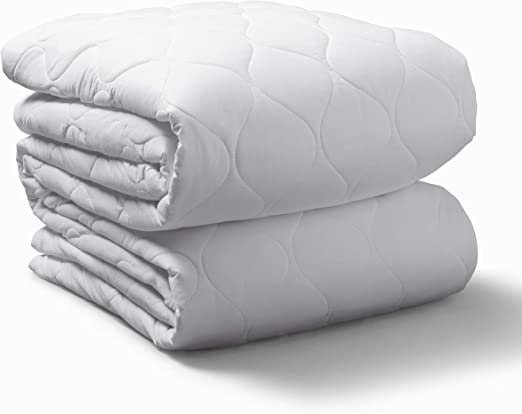 Amazon.com: Sunbeam Heated Mattress Pad | Water Resistant, 20 Heat