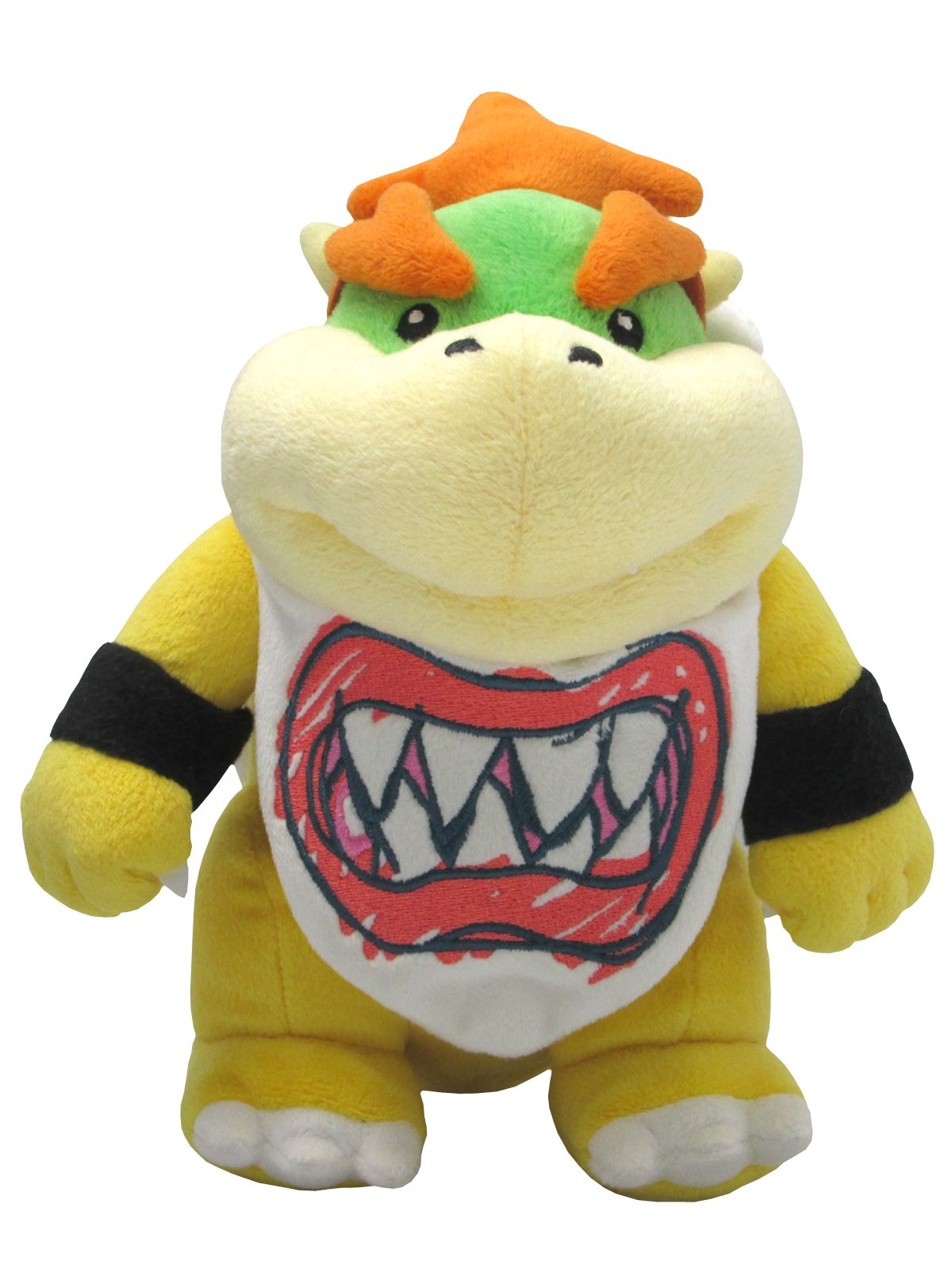 Sanei Super Mario All Star Collection 8'' Bowser Jr. Plush, Small by Sanei