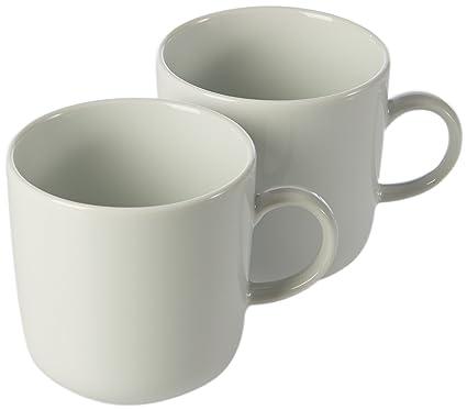 Kahla Pronto Weiß Kaffeetasse  Tasse