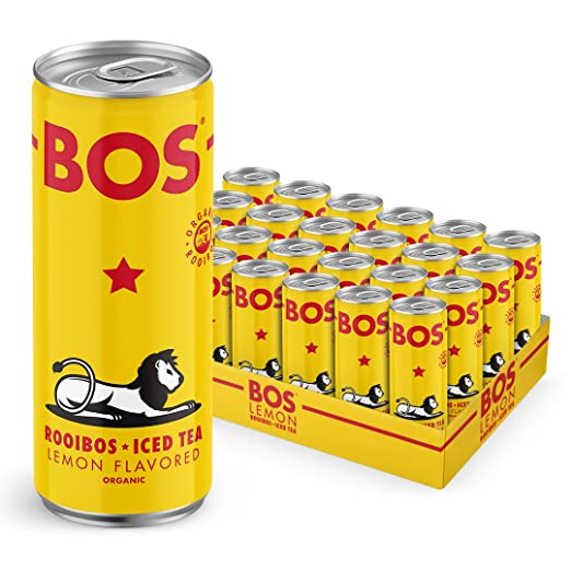Review BOS Organic Iced Tea