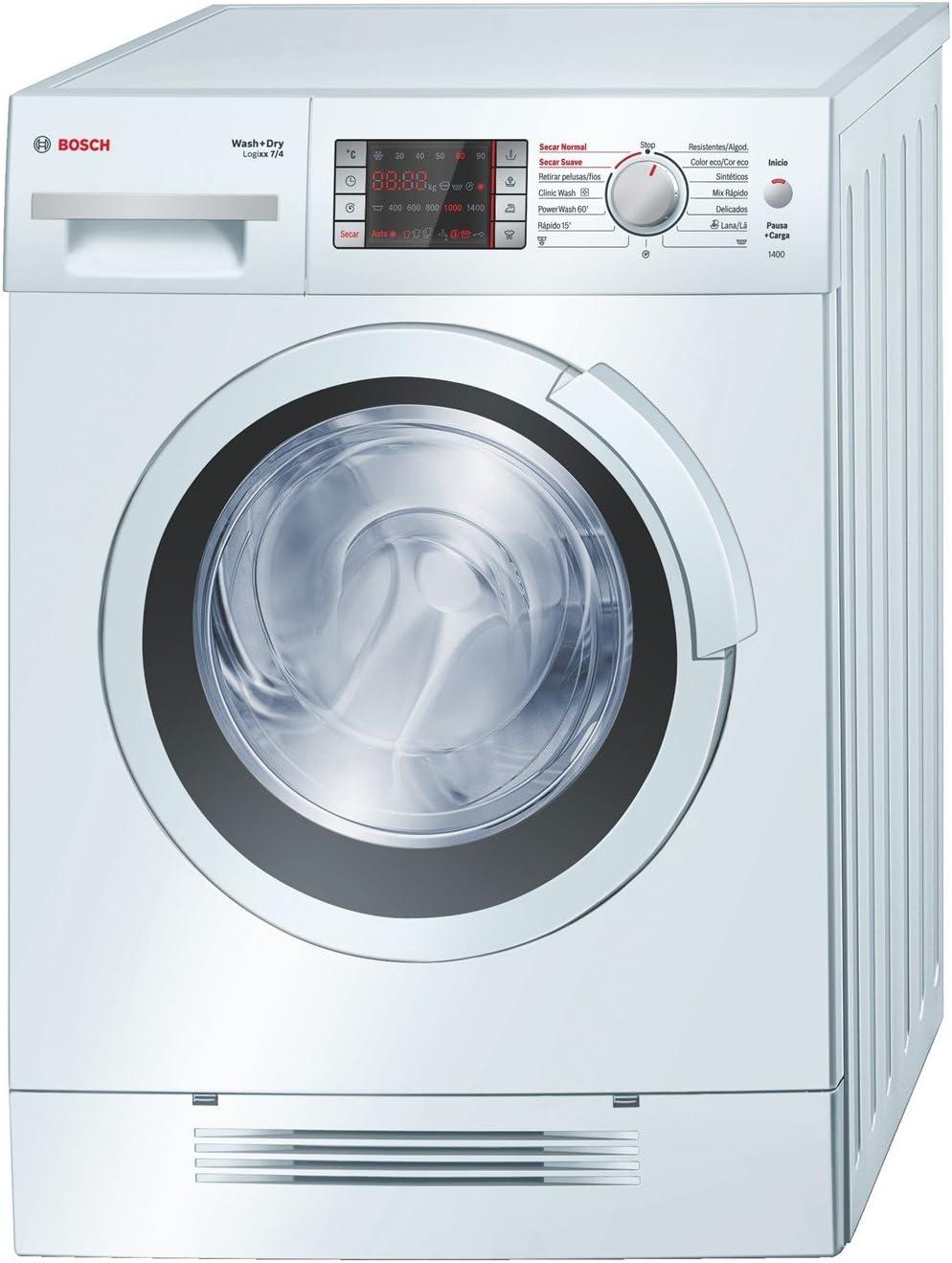 Bosch Logixx 7 WVH28460EE lavadora Carga frontal Independiente ...