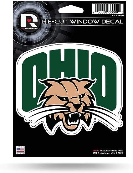 Rico NCAA Medium Die Cut Decal