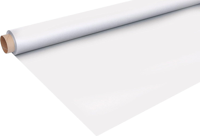 Bresser f000904/sbp01/Fond en Papier Rouleau 2,72/x 11/m arktisch Blanc