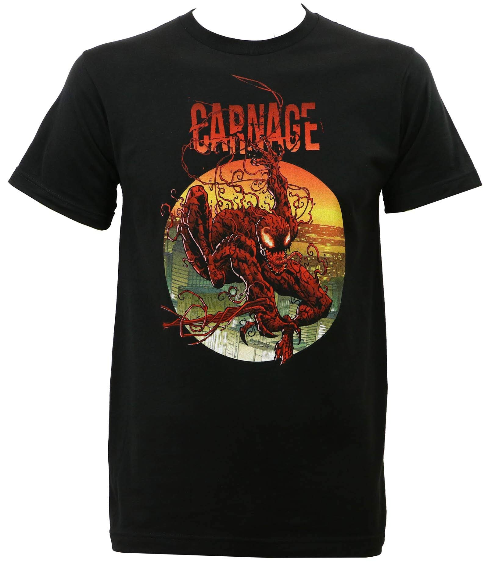 Marvel Comics S Carnage Climbing Out Tshirt