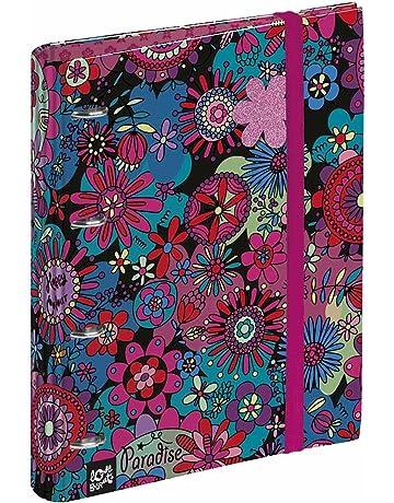 Carpeta Anillas Recambio A4 Paradise by BUSQUETS