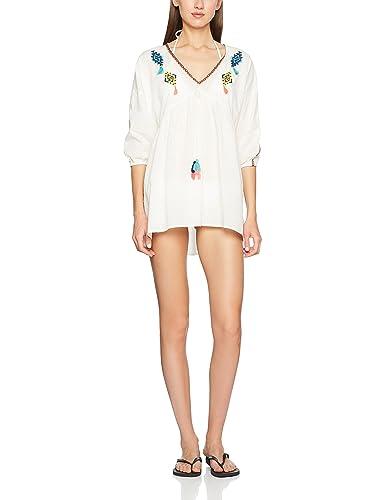 Women'secret Me Embroidery Tunic, Blusa para Mujer