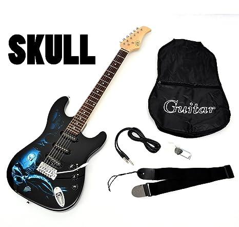 ts-ideen 5219 - Guitarra eléctrica con accesorios