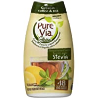 Pure Via Liquid Sweetener, 48 Milliliter