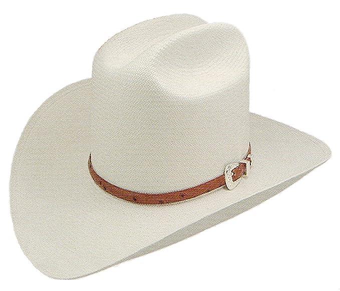 8de6ebb046c Stetson Primo Straw Cowboy Hat 3 1 2 Inch Brim at Amazon Men s ...