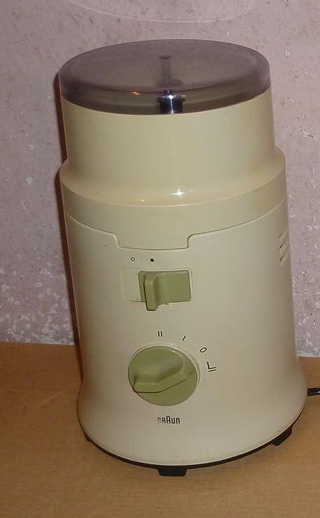 Braun Multiquick Type 4250 picadora, Robot de cocina: Amazon.es