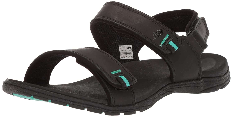 bd4c422bbdffd4 Amazon.com | New Balance Women's Traverse Leather Sandal | Sandals