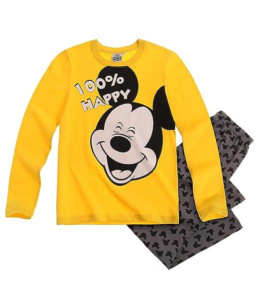 Disney Mickey Pijama - Gris - 104